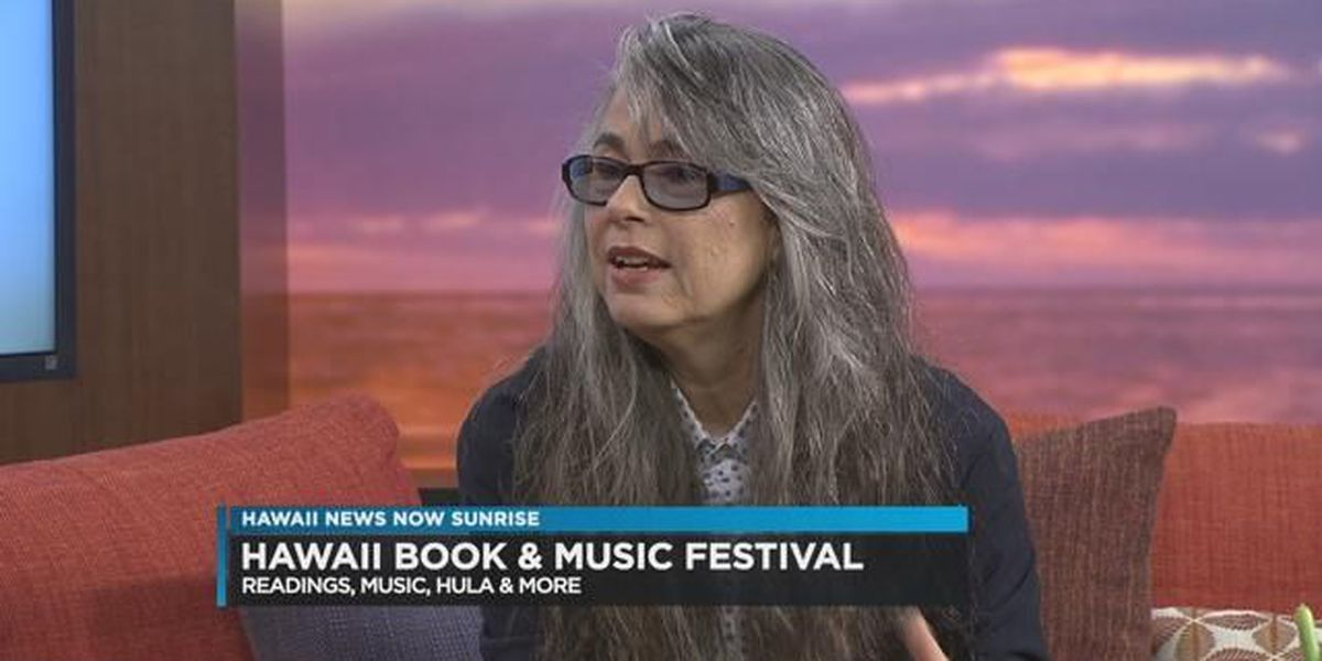 Author of of 'Honey Girl' to appear at Hawaii Book and Music Festival