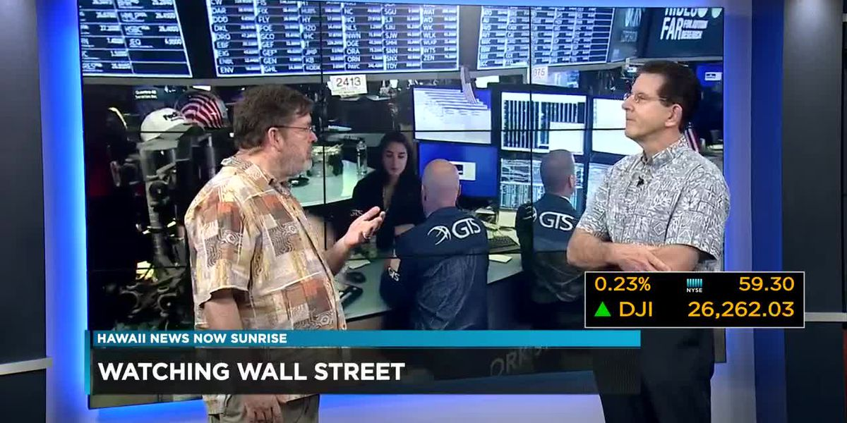 Interview: Roger Khlopin, Chief Investment Officer at Bank of Hawaii talks with Howard Dicus on recession concerns