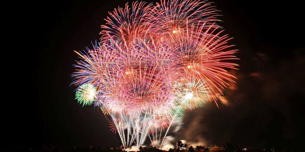 Where to see the fireworks on July Fourth