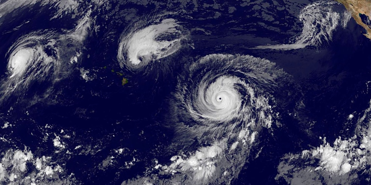 UH study predicts more severe impacts from cyclones in the future