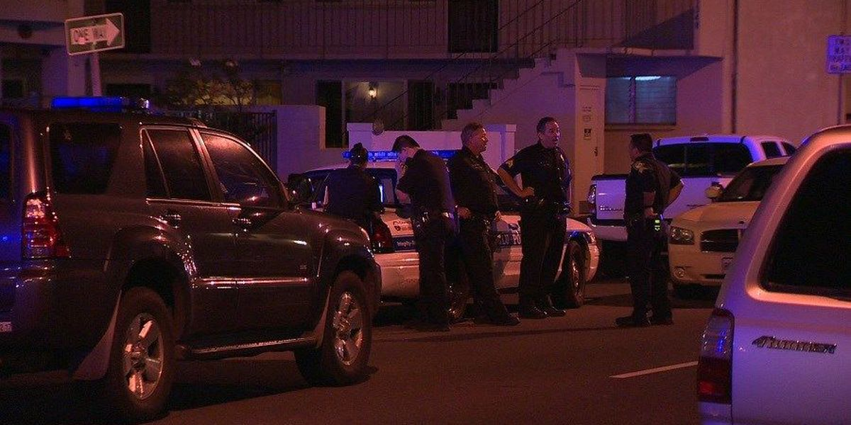 Man charged with attempted murder following stabbing on Kinau St.