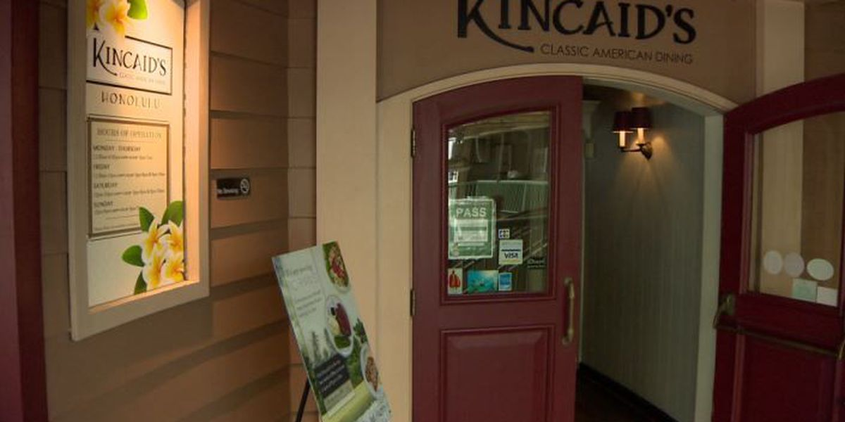 Items from Kincaid's to be auctioned online