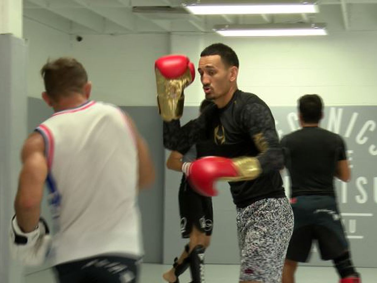 'I'm going to put on a show': Holloway prepares for UFC 240 title bout against Frankie Edgar