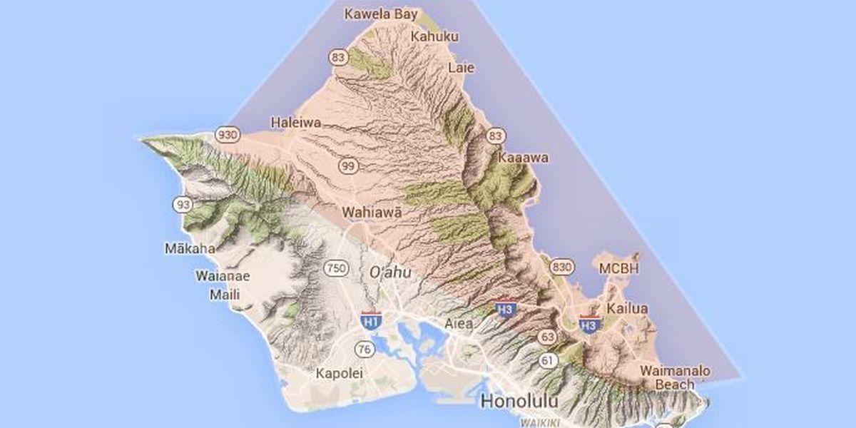 Flood Warning canceled for Oahu