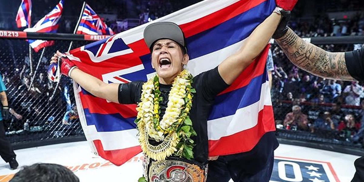Hawaii MMA champ needs your votes to clinch her latest title