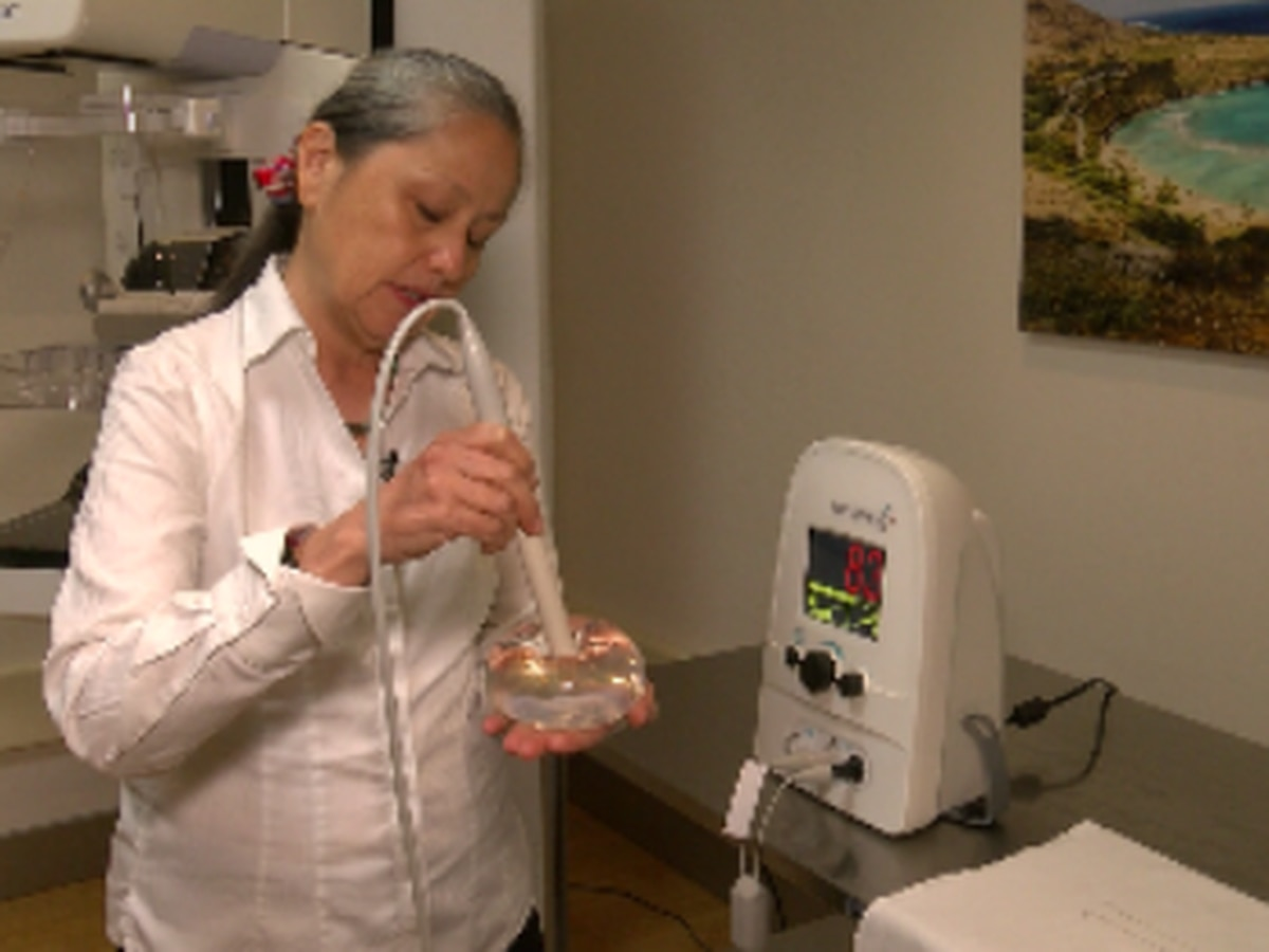 Tool smaller than a grain of rice makes big difference in breast cancer surgeries