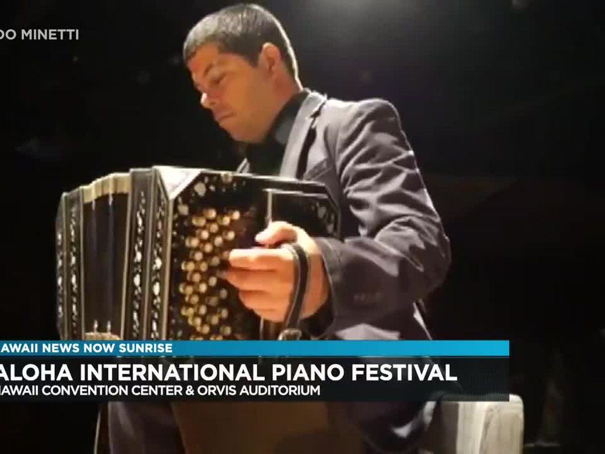 World-renowned musicians to perform in annual Aloha International Piano Festival