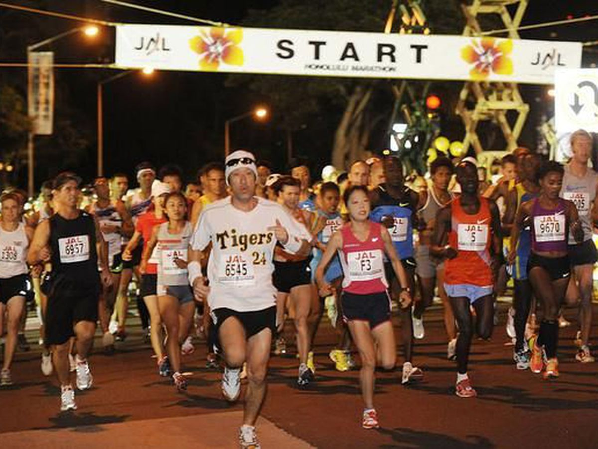 City urges vigilance, patience ahead of this year's Honolulu Marathon