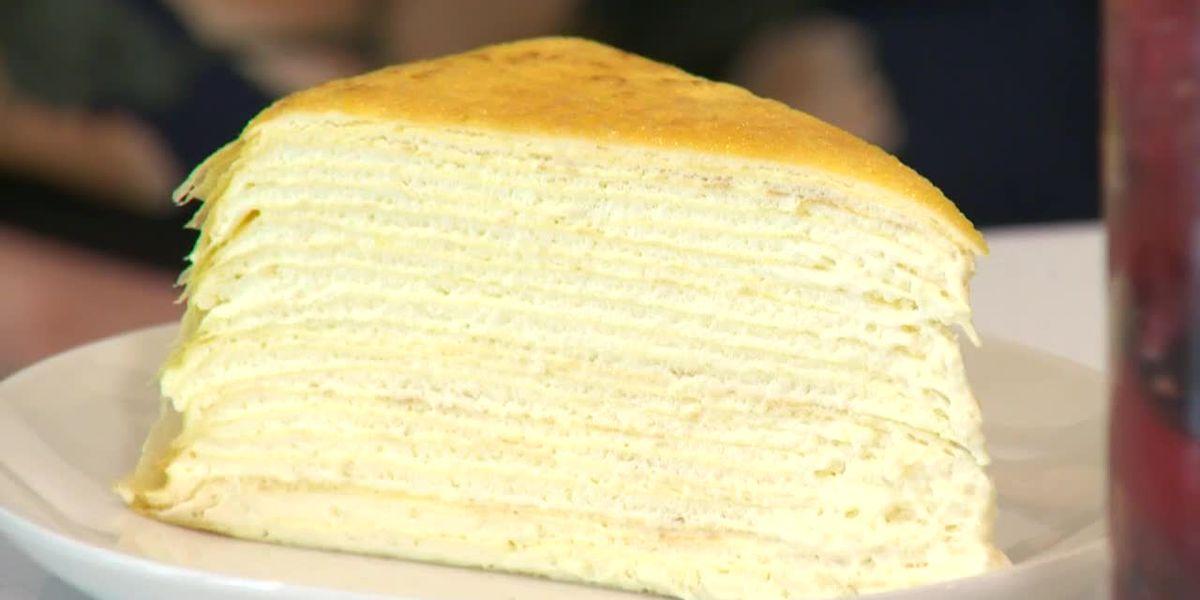 Foodie Fix: Lady M crepe cakes come to Waikiki Teahouse