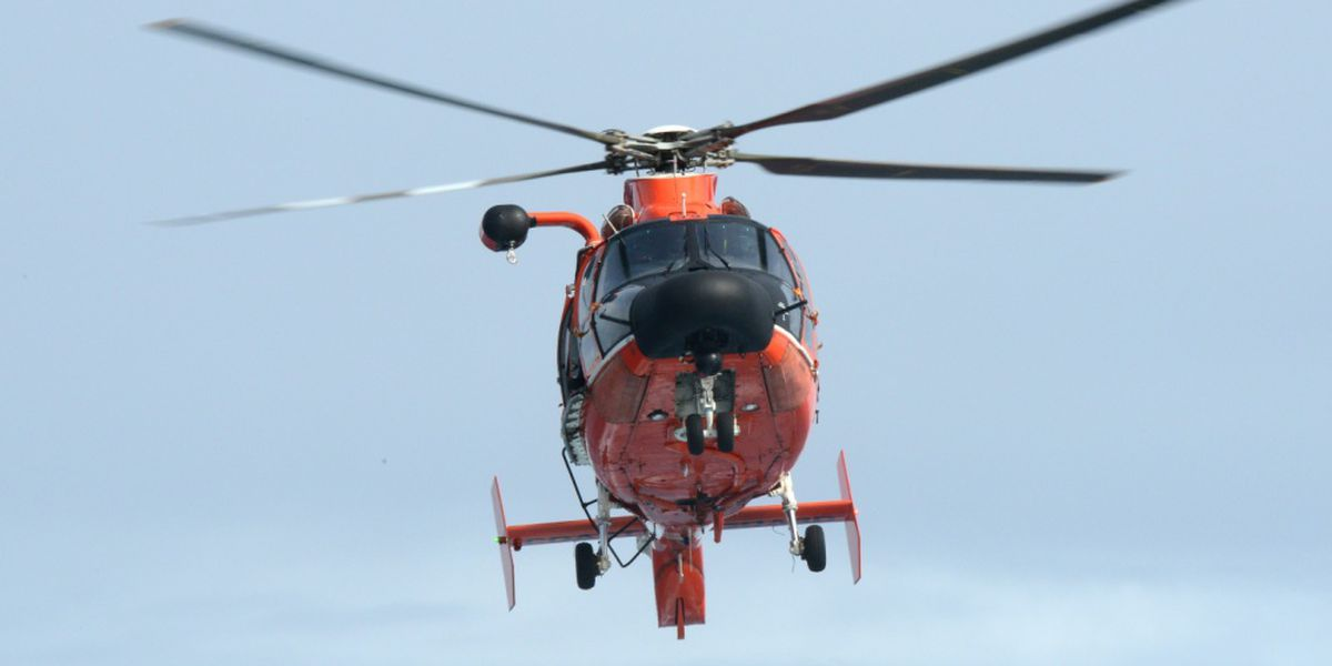 Coast Guard rescues 2 after single-engine aircraft crashes off Lanai