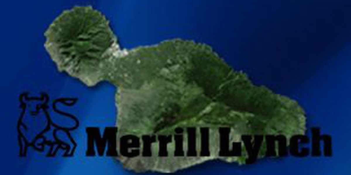 Maui County sues Merrill Lynch over investments