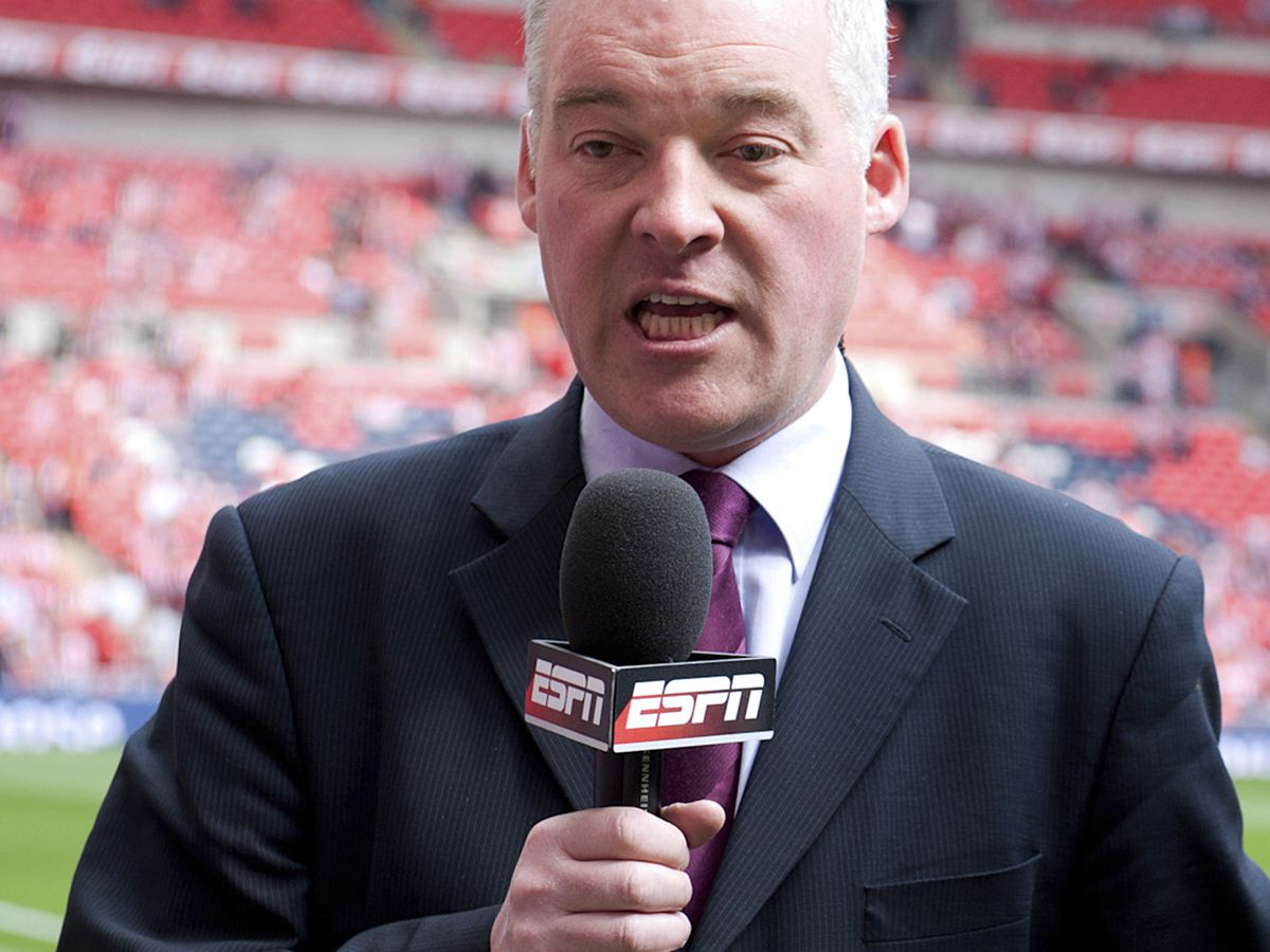 English announcer Champion to become lead MLS voice for ESPN