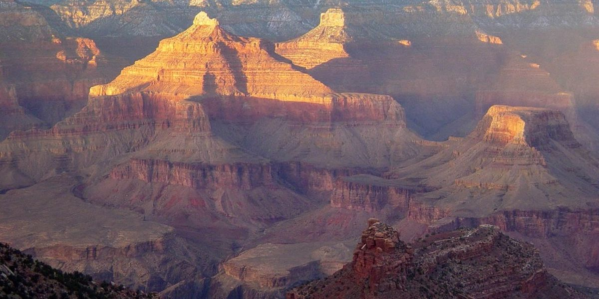 Grand Canyon National Park: The first 100 years (give or take a few million)