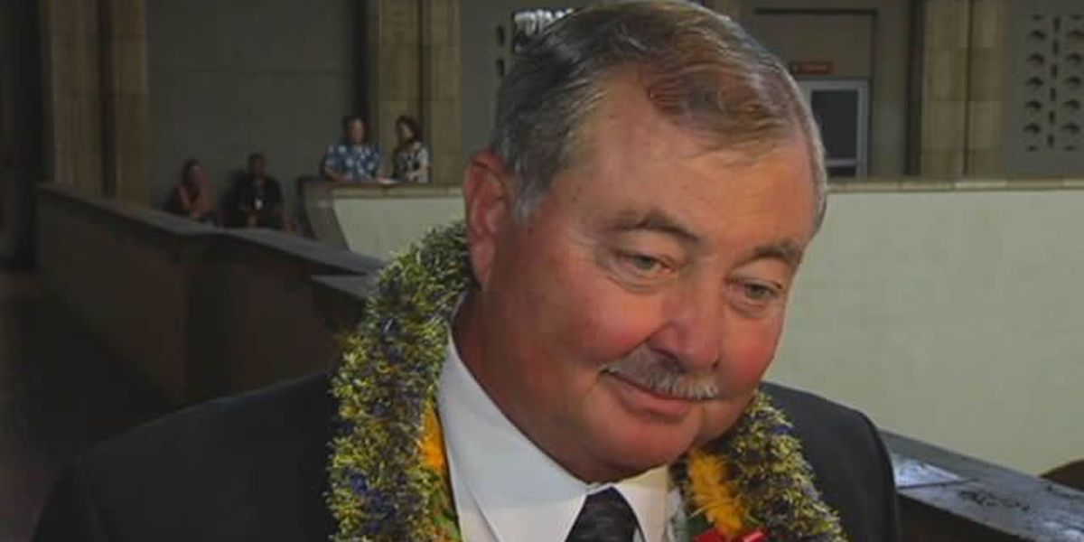 Former police chief Donohue selected for city council seat