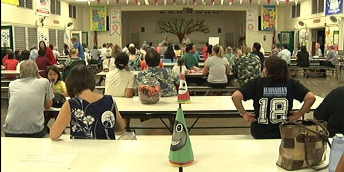 Date-Laau residents discuss concerns over Iolani school's expansion plans