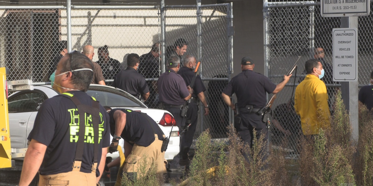 DPS: Hilo jail disturbance erupted as a protest to a shakedown contraband search