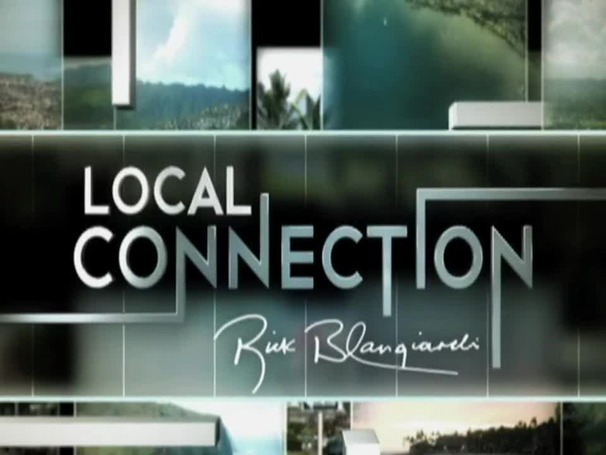 Local Connection: A Fond Aloha, Rick Blangiardi