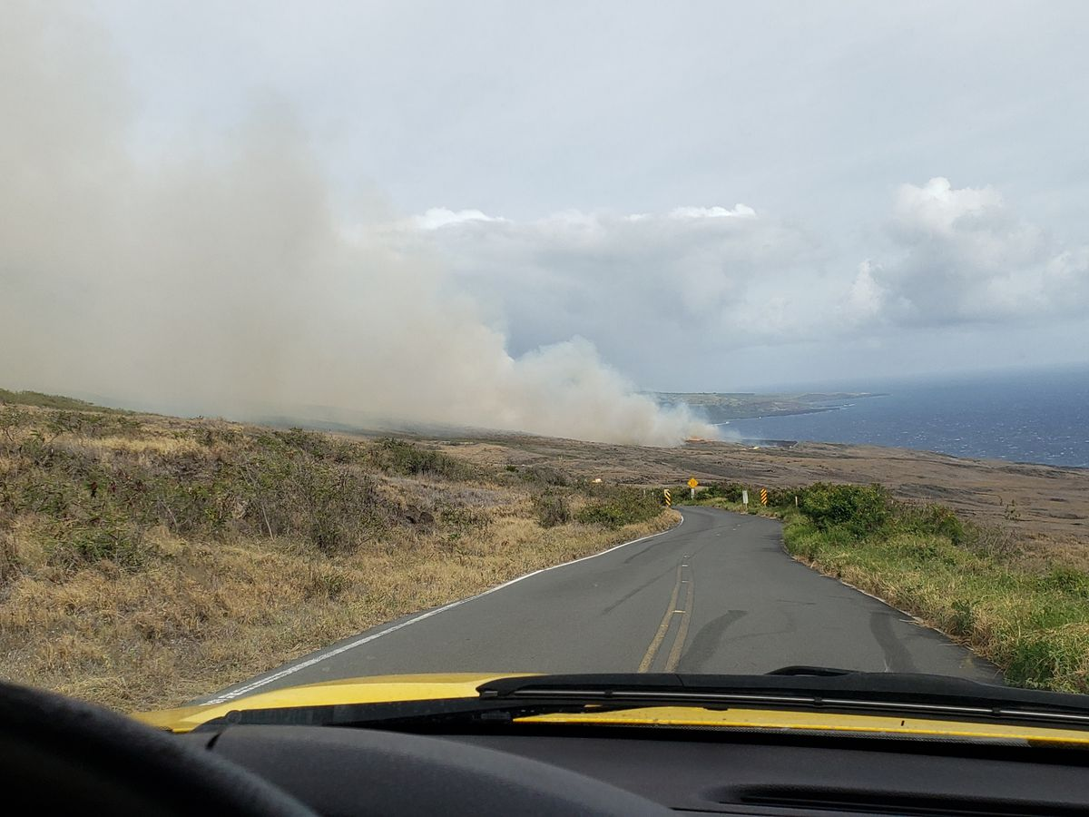 Maui brush fire that prompted evacuations now 100% contained