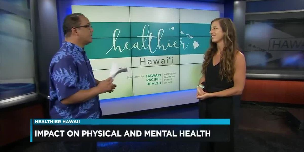 Healthier Hawaii: Stress during the holidays