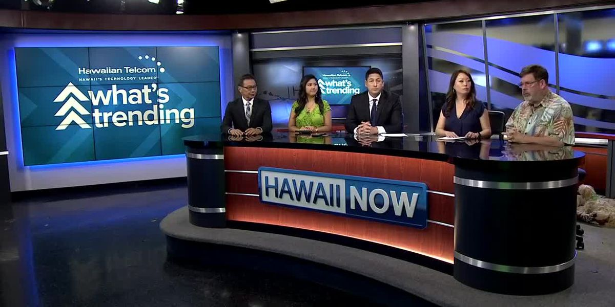 What's Trending: Hawaii Island keiki to perform on NBC show 'Little Big Shots'