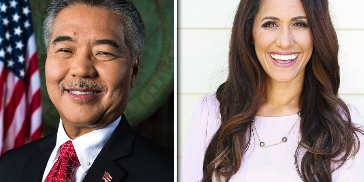 As early voting begins, Tupola, Ige point out distinct differences in opinions