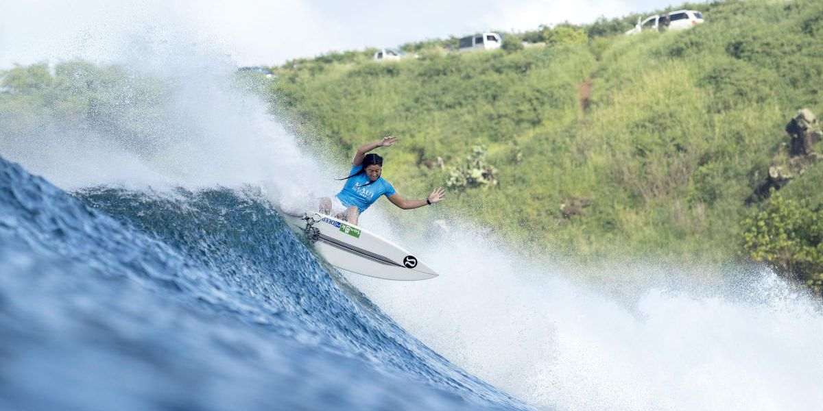 Kauai's Malia Manuel finishes second at Maui Women's Pro, proud of all she's overcome in 2017