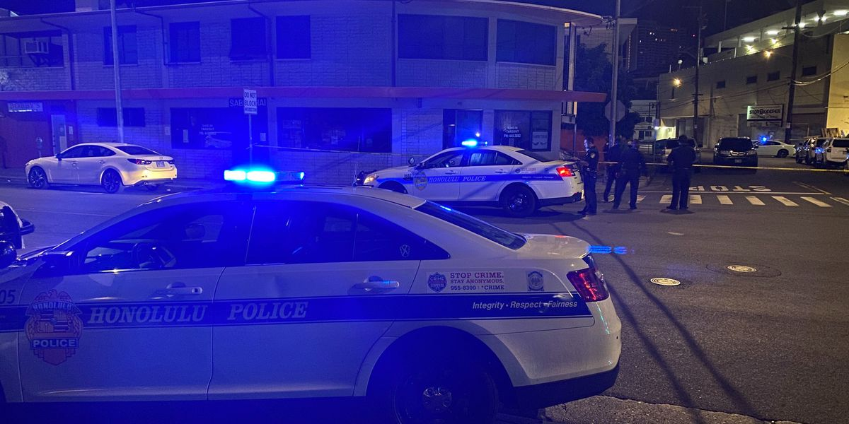 Man in his 30s fatally shot in Ala Moana area