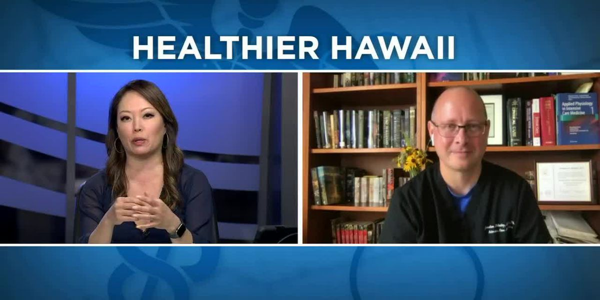 Healthier Hawaii: How frontline workers are dealing with COVID-19