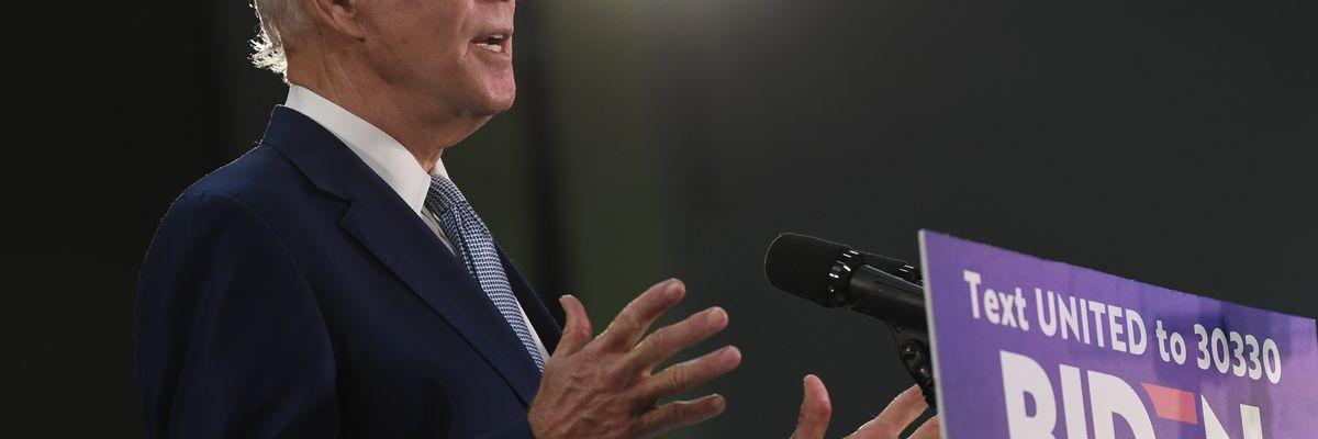 Biden formally clinches Democratic presidential nomination