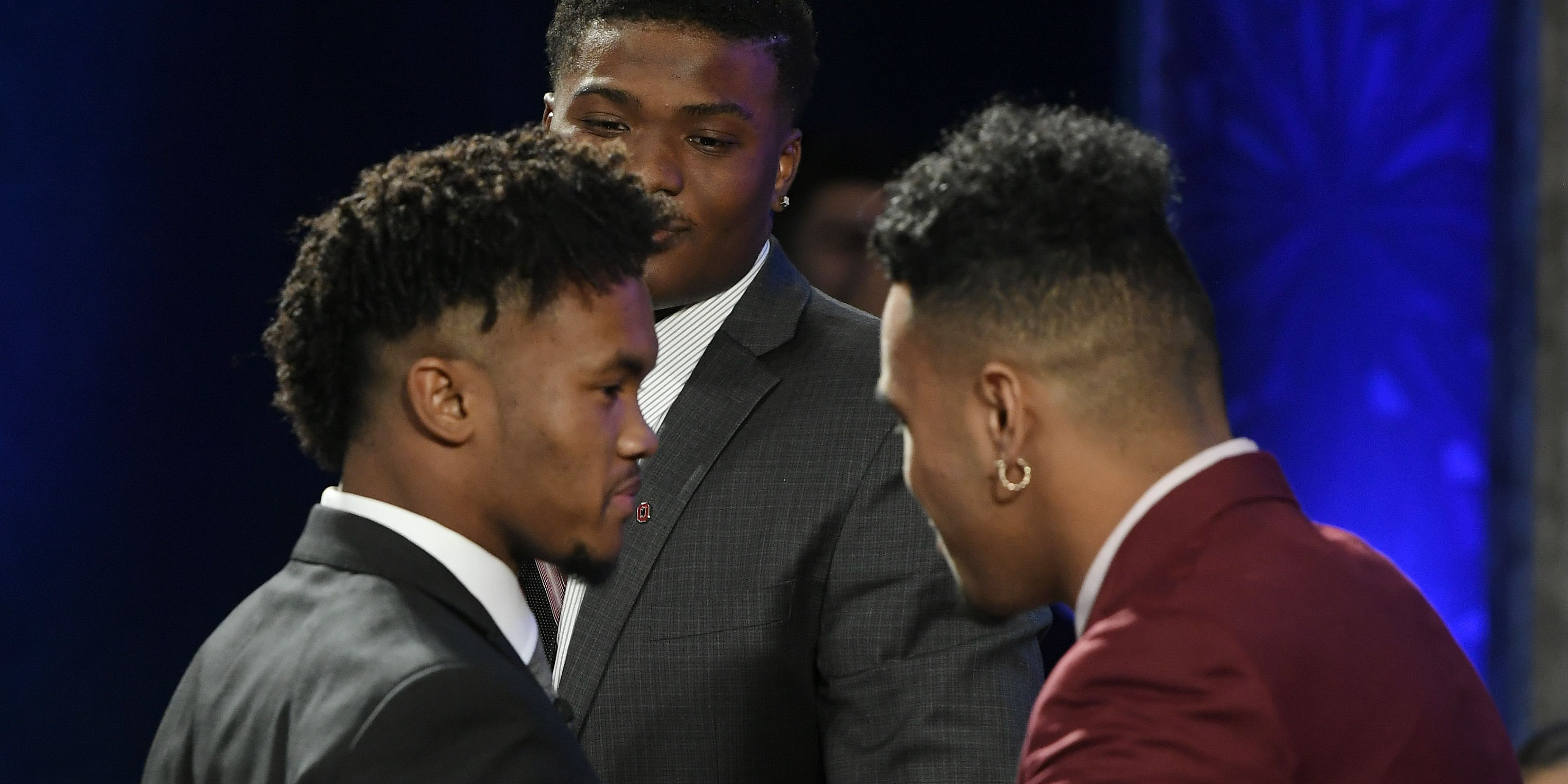 By-the-numbers: How Heisman voters chose Kyler Murray over Tua