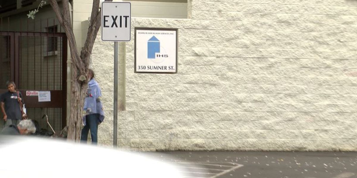 Mass testing underway after COVID-19 outbreak at Iwilei homeless shelter