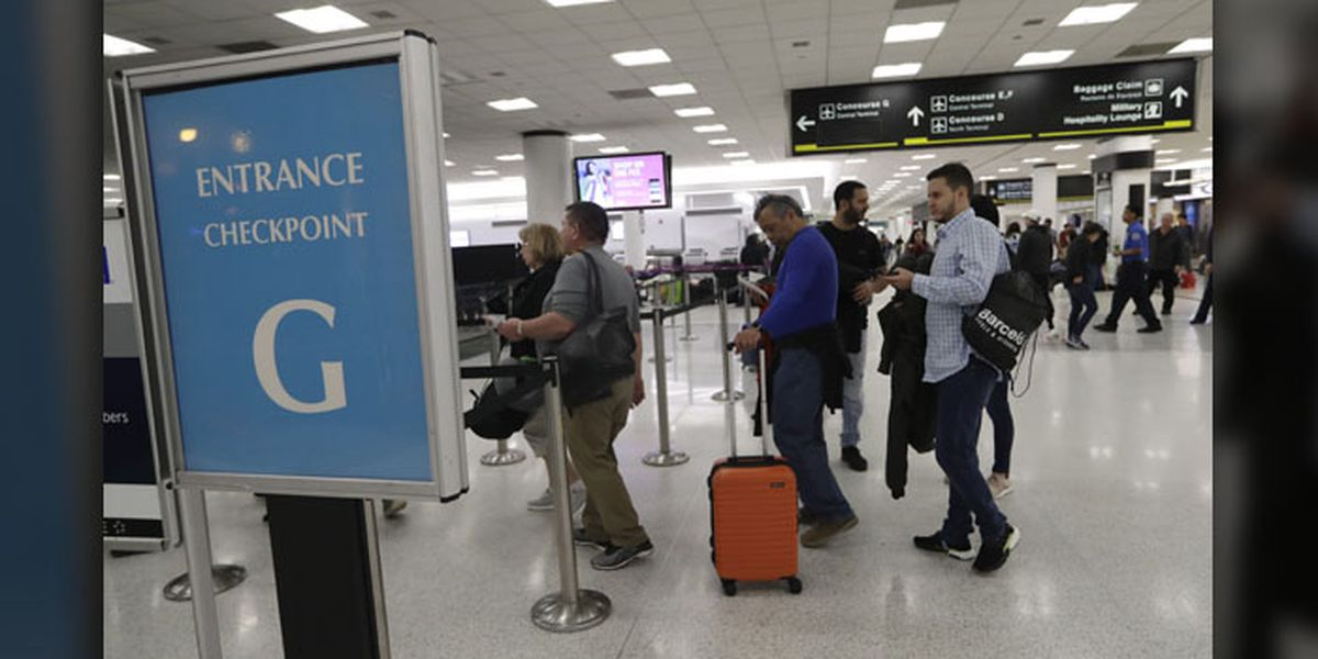 TSA wait times at Honolulu's airport among longest in nation