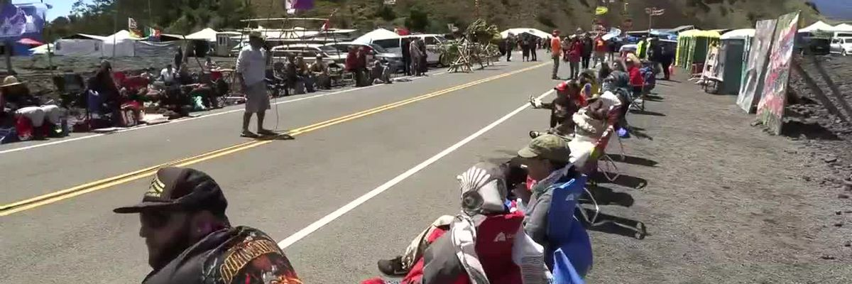 Rumor mill goes on overdrive at Mauna Kea as TMT protest continues