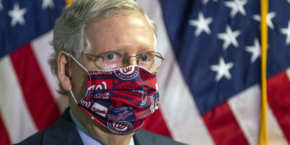 McConnell eyes virus aid as evictions, benefits cuts loom