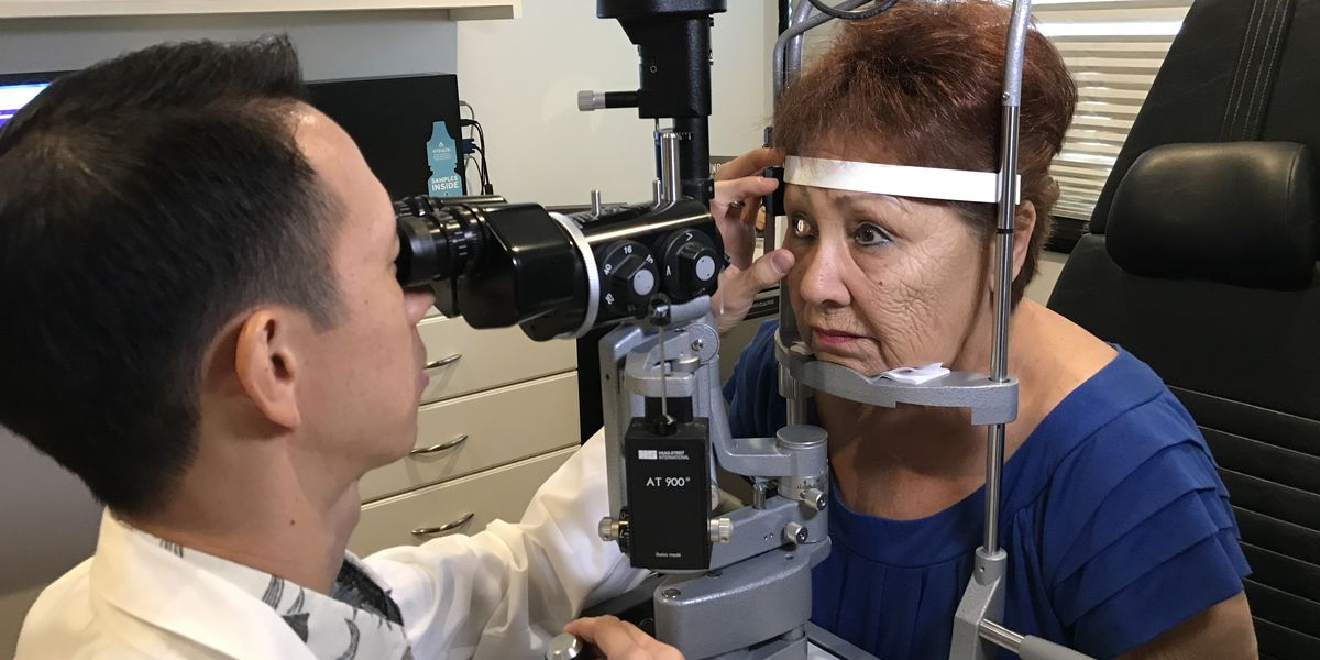 Cutting-edge eye surgery is helping Hawaii patients see more clearly