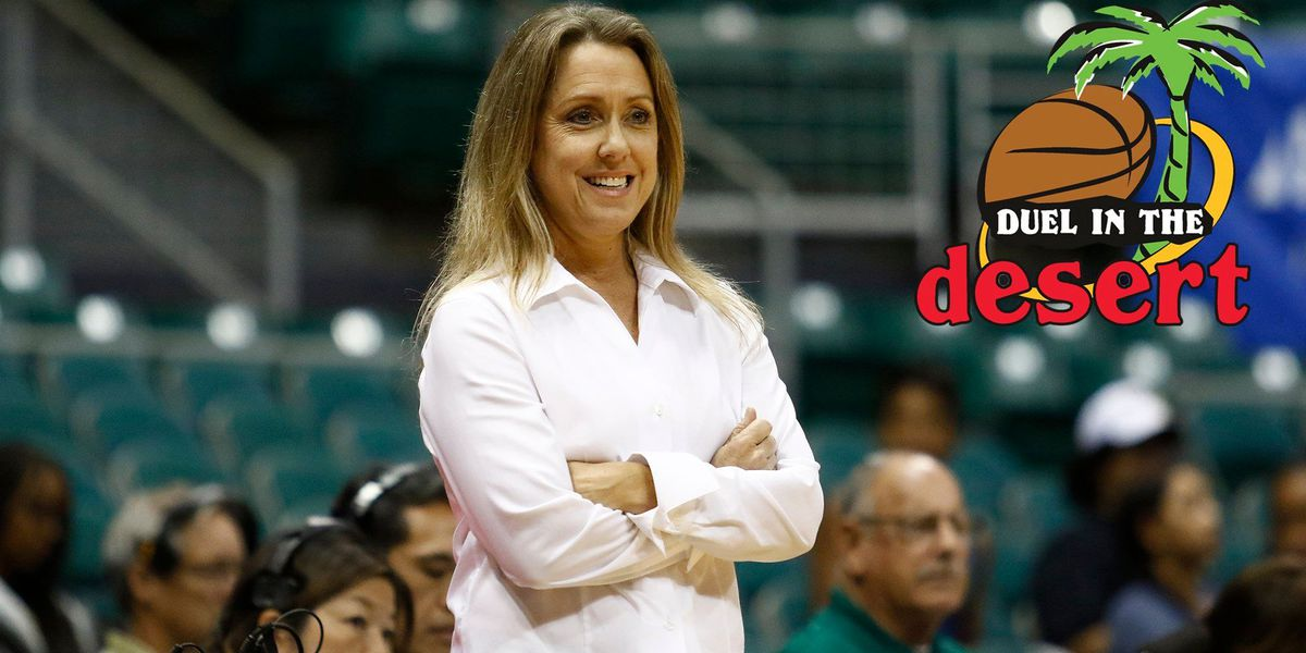 Rainbow Wahine to compete in 'Duel in the Desert' this season