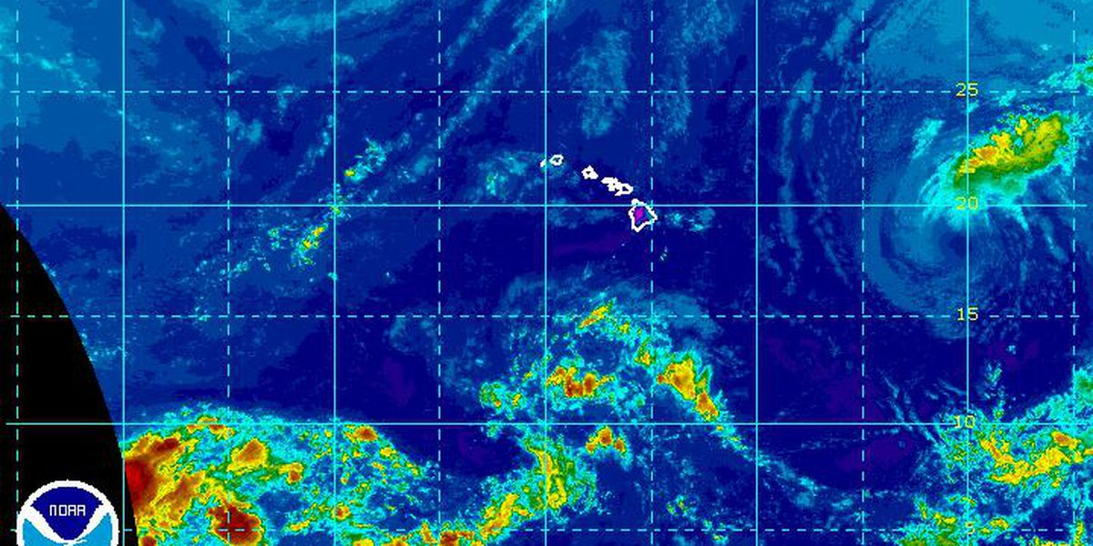 Barbara no longer a tropical cyclone, but remnants to bring heavy rain, stronger wind, high surf
