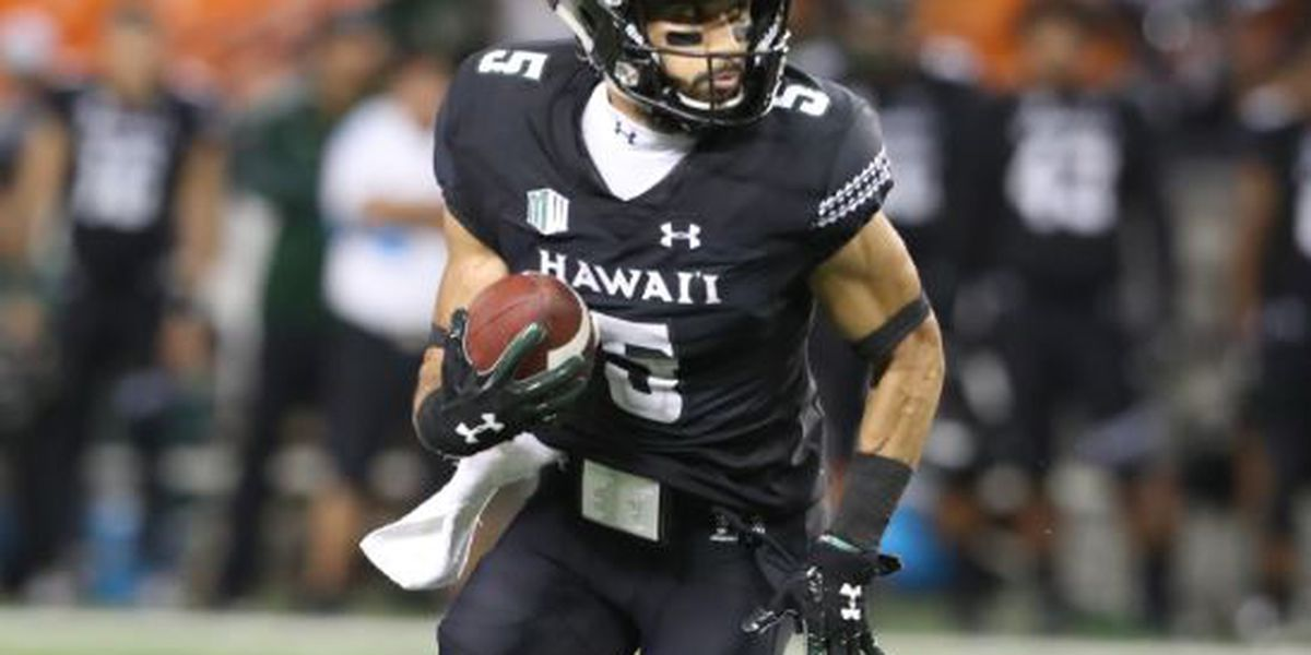 Hawaii's Ursua drafted by Seattle Seahawks in 7th round of 2019 NFL Draft