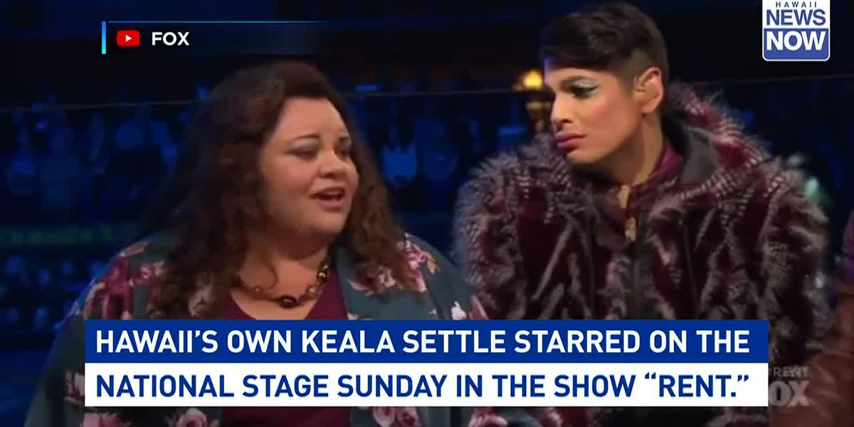 1 year after stroke, Keala Settle makes triumphant return to the stage in 'Rent'