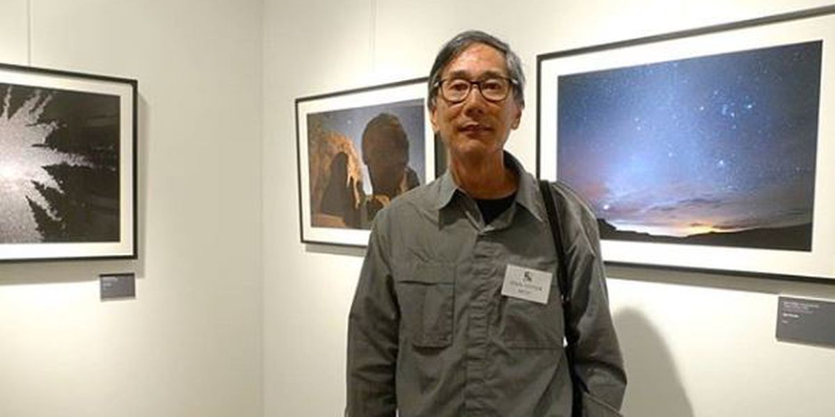 Photographer of iconic 9/11 image chosen as resident artist at Haleakala