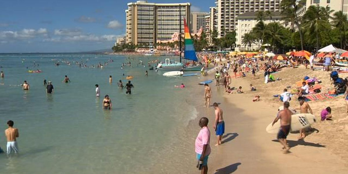 Hawaii saw more than 10M visitors last year, but not everyone is celebrating