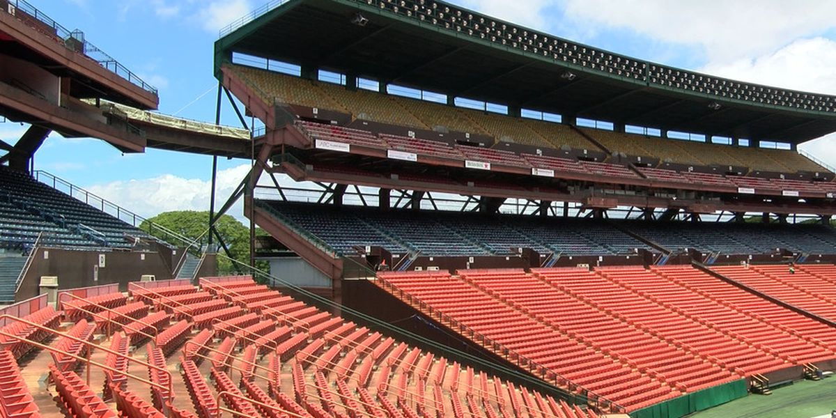 UH football looks to get back on track against New Mexico in empty Aloha Stadium