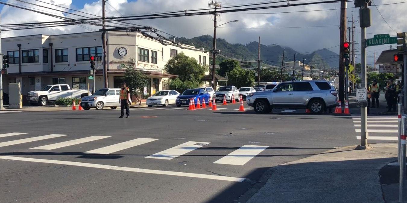 Elderly man killed in Liliha pedestrian accident identified