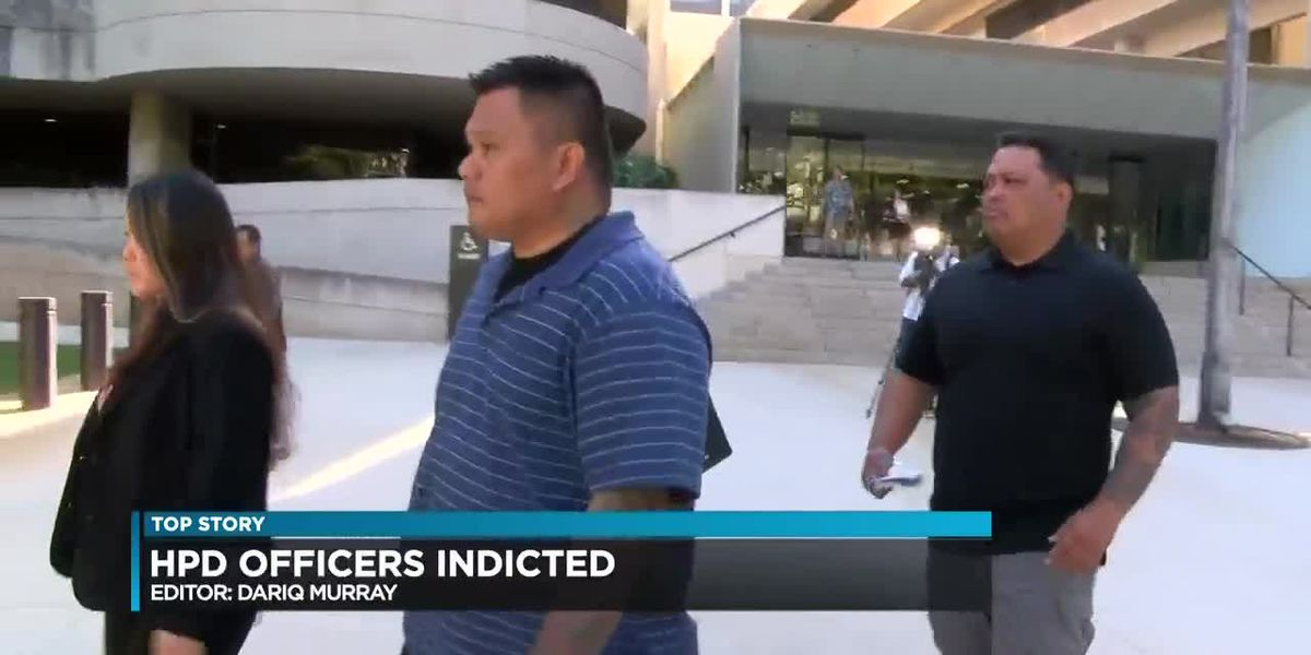 Officers indicted for allegedly forcing man to lick urinal