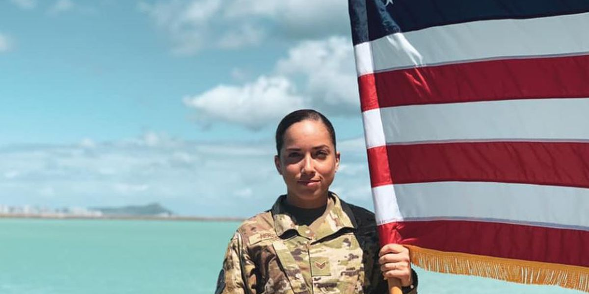 Hawaii airman: I was told speaking Spanish in uniform is 'distasteful'