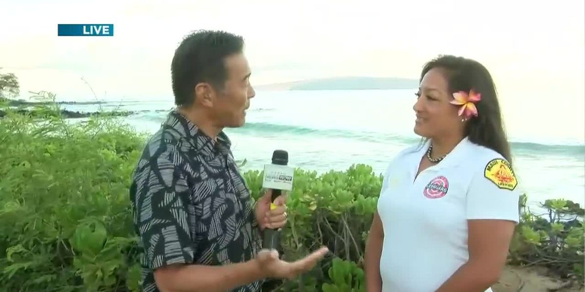 Staying safe in the oceans off Maui's coast | Sunrise On The Road: Maui Film Festival