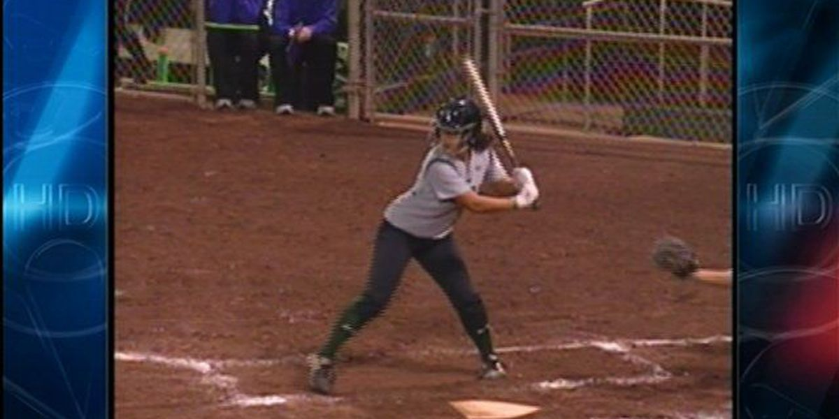 Freshman Kelly Majam on pace to break UH record for home runs