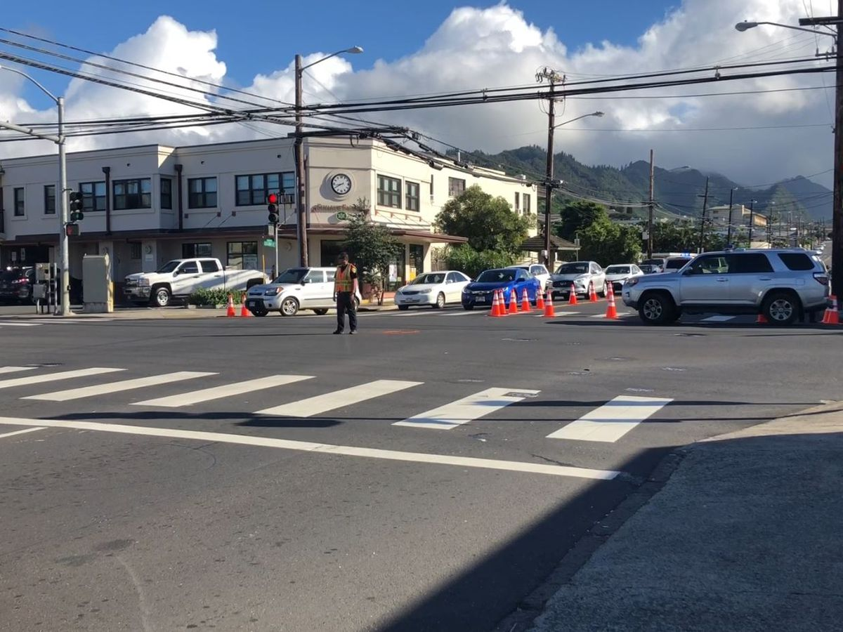EMS: Elderly man in 'extremely critical' condition after pedestrian accident in Liliha
