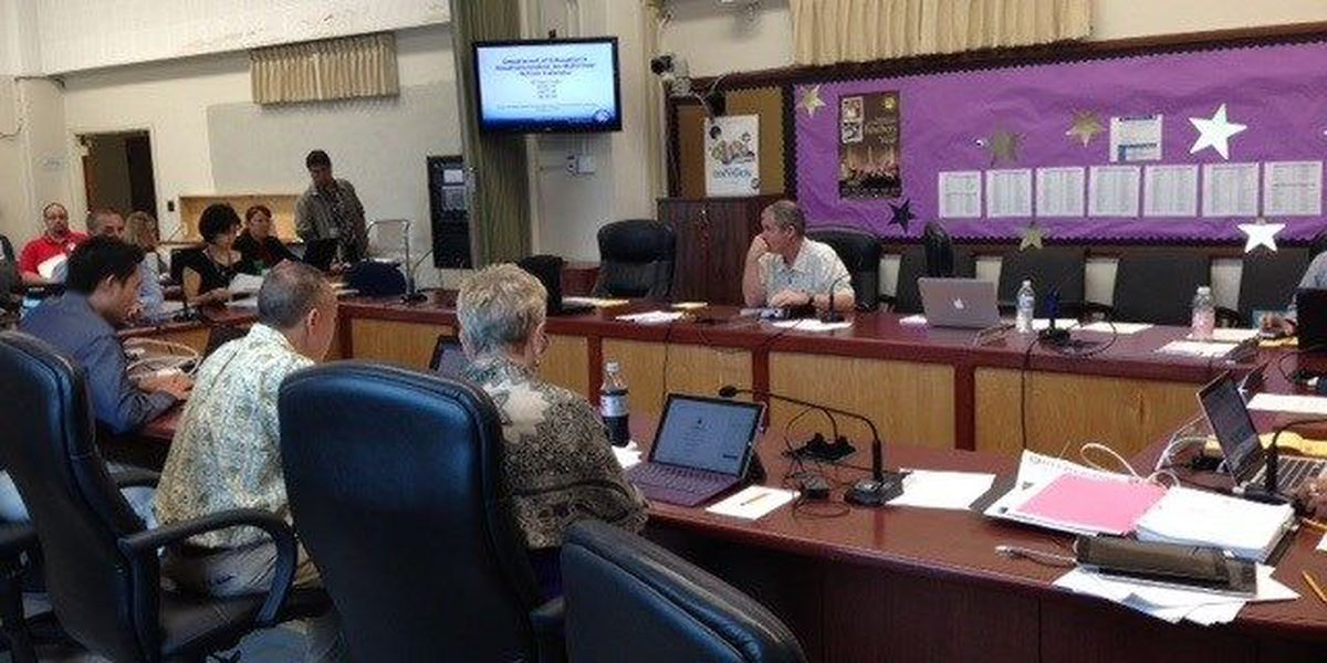 Fairness concerns delay BOE search for superintendent