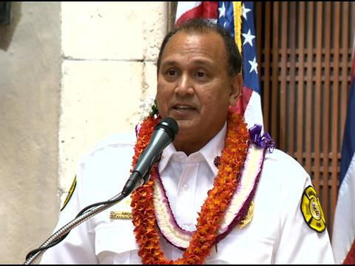 Councilman calls for release of fire chief's performance evaluations